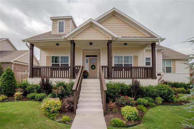 3081 E History Street, Fayetteville, AR 72701 (MLS #1151446) :: Five Doors Network Northwest Arkansas