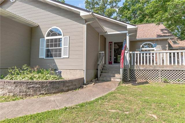 111 Holiday Island Drive, Holiday Island, AR 72631 (MLS #1151478) :: Five Doors Network Northwest Arkansas
