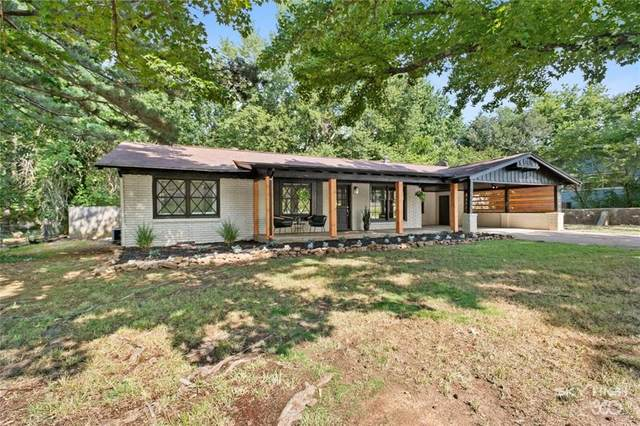 1442 Old Wire Road, Fayetteville, AR 72703 (MLS #1151571) :: McNaughton Real Estate