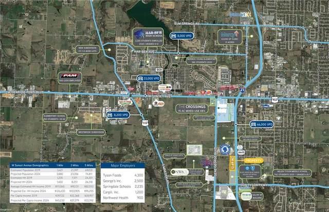 5141 Watkins Avenue, Springdale, AR 72762 (MLS #1151674) :: Five Doors Network Northwest Arkansas