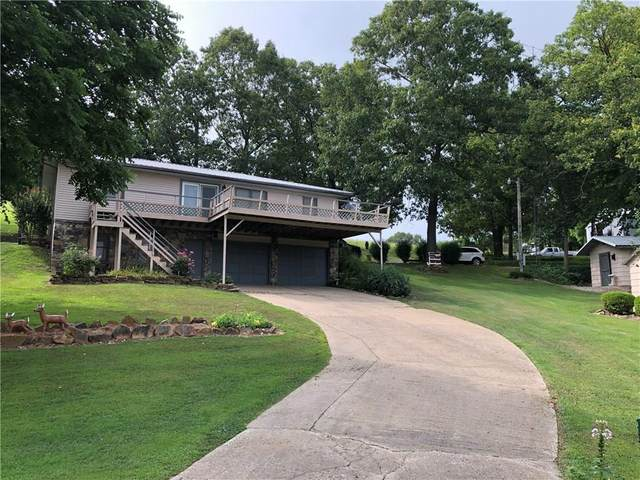 4598 Highway 103, Green Forest, AR 72638 (MLS #1151685) :: McNaughton Real Estate