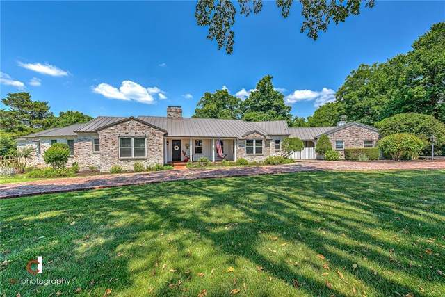 1451 N Woolsey Avenue, Fayetteville, AR 72703 (MLS #1151692) :: McNaughton Real Estate