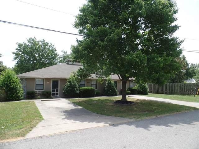 1618 E Twin Springs, Siloam Springs, AR 72761 (MLS #1151814) :: McNaughton Real Estate