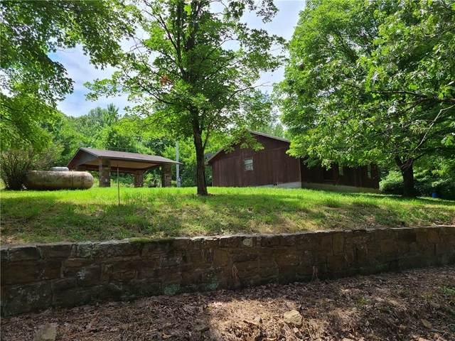 23601 Winfrey Valley Road, Winslow, AR 72959 (MLS #1151864) :: McNaughton Real Estate