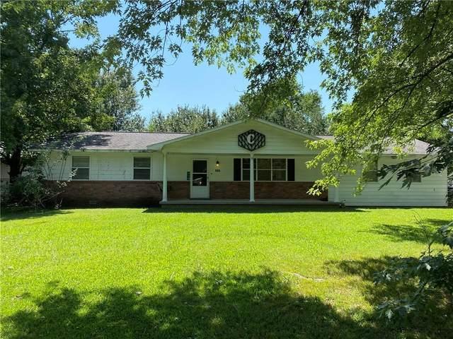 213 Pine Avenue, Gentry, AR 72734 (MLS #1151878) :: McNaughton Real Estate
