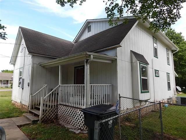 1007 N Springfield Street, Berryville, AR 72616 (MLS #1151911) :: Five Doors Network Northwest Arkansas