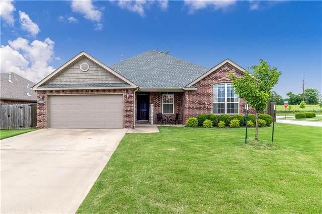 3000 SW Wargate Avenue, Bentonville, AR 72713 (MLS #1151919) :: Five Doors Network Northwest Arkansas