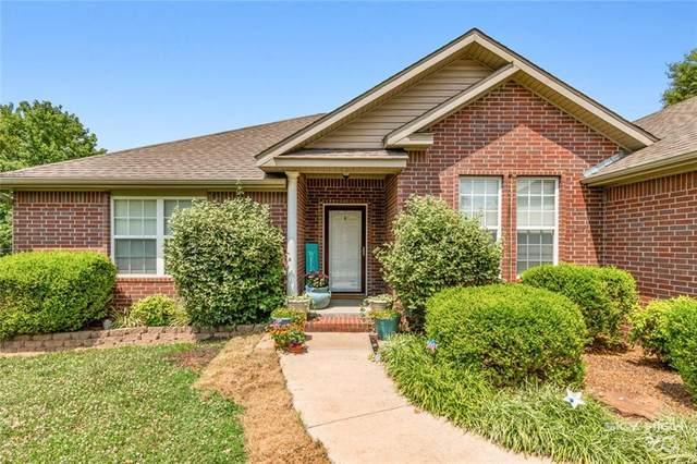 2019 Park Circle, Pea Ridge, AR 72751 (MLS #1151923) :: Five Doors Network Northwest Arkansas