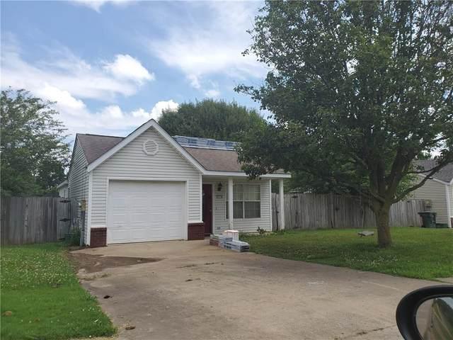 3210 Essex Drive, Fayetteville, AR 72704 (MLS #1151929) :: Five Doors Network Northwest Arkansas