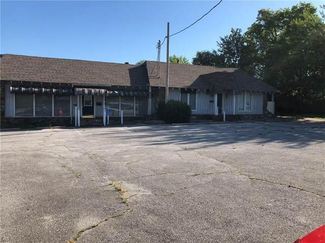 1403 & 1405 W Walnut Street, Rogers, AR 72756 (MLS #1151961) :: Five Doors Network Northwest Arkansas