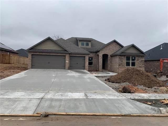 308 Deere Run Drive, Cave Springs, AR 72718 (MLS #1151990) :: McNaughton Real Estate