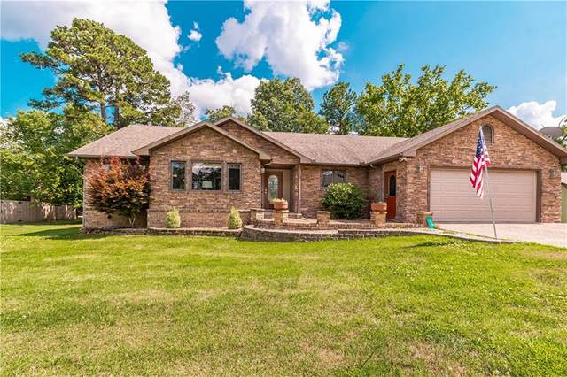 24 Indian Wells Drive, Holiday Island, AR 72631 (MLS #1152004) :: McNaughton Real Estate