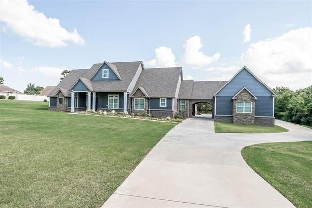1732 N Mountain Grove Road, Alma, AR 72921 (MLS #1152029) :: McNaughton Real Estate