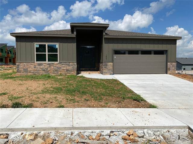 2591 N Justin Drive, Fayetteville, AR 72704 (MLS #1152111) :: Jessica Yankey   RE/MAX Real Estate Results