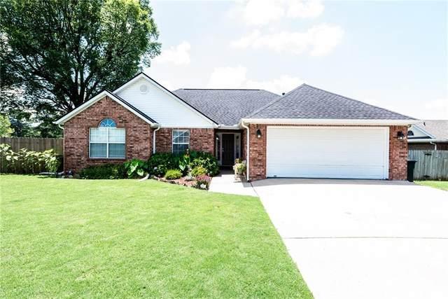 11 Briarmeadow Street, Farmington, AR 72730 (MLS #1152115) :: McNaughton Real Estate