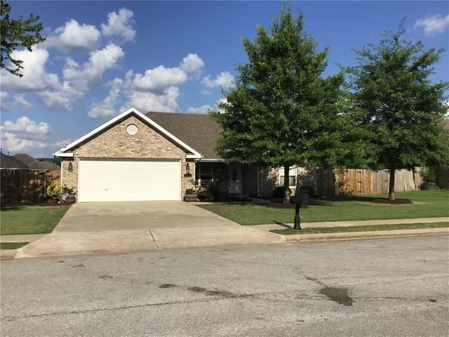 2218 Brookview Street, Elkins, AR 72727 (MLS #1152134) :: McNaughton Real Estate