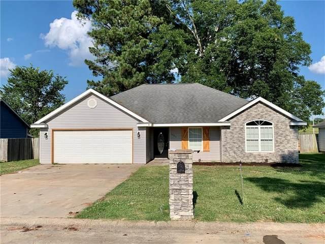 1625 Andrew Court, Siloam Springs, AR 72761 (MLS #1153159) :: McNaughton Real Estate