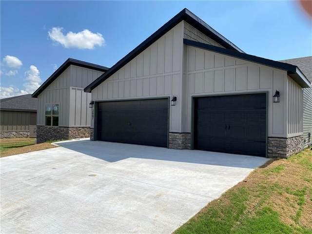2667 N Justin Drive, Fayetteville, AR 72704 (MLS #1153161) :: McNaughton Real Estate