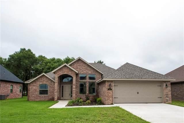 1630 Sunrise Circle, Centerton, AR 72719 (MLS #1153176) :: McNaughton Real Estate