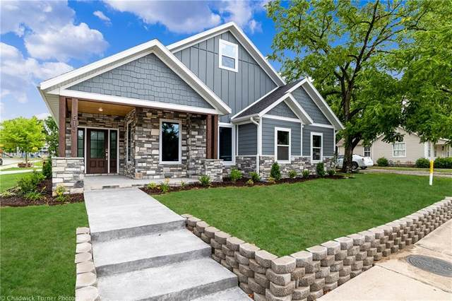 513 W Olive Street, Rogers, AR 72756 (MLS #1153251) :: McNaughton Real Estate