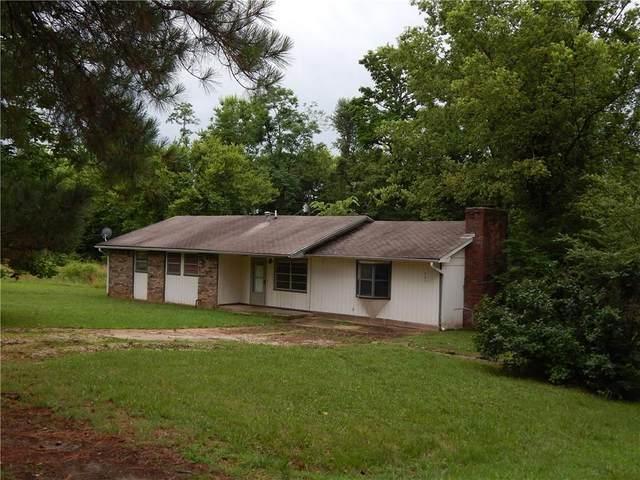 201 Warren Avenue, Huntsville, AR 72740 (MLS #1153255) :: Five Doors Network Northwest Arkansas