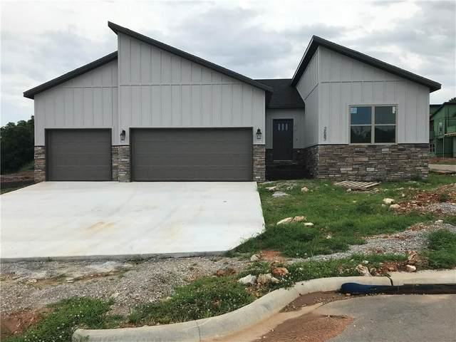 2687 N Justin Drive, Fayetteville, AR 72704 (MLS #1153276) :: McNaughton Real Estate