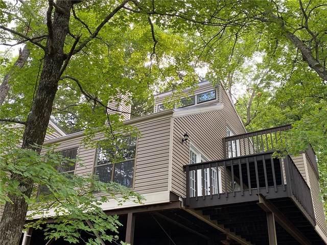 108 Beaver Drive, Holiday Island, AR 72631 (MLS #1153318) :: McNaughton Real Estate