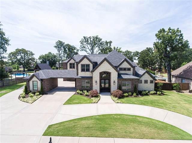 1603 Park Ridge Way, Cave Springs, AR 72718 (MLS #1153336) :: McNaughton Real Estate