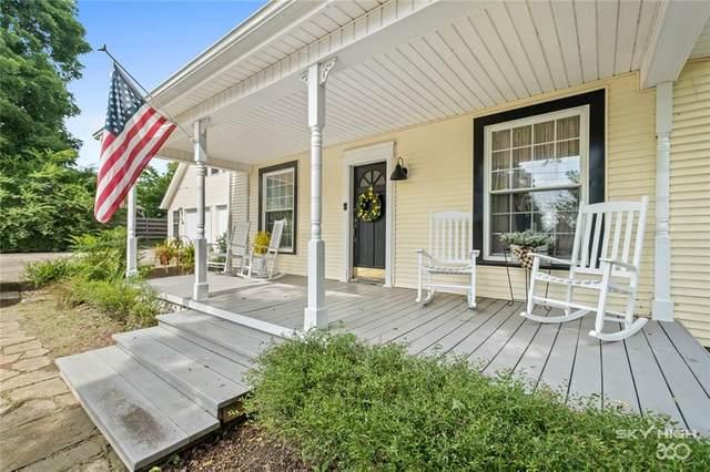 109 Madison Street, Siloam Springs, AR 72761 (MLS #1153344) :: McNaughton Real Estate