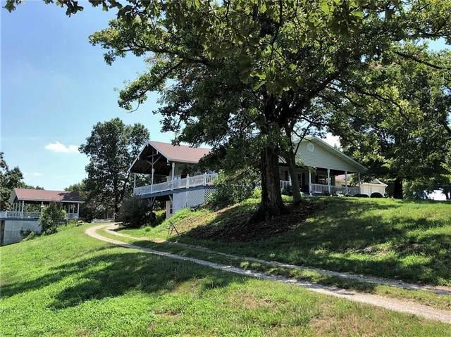 5855 Hwy 62 W, Eureka Springs, AR 72632 (MLS #1153348) :: McNaughton Real Estate