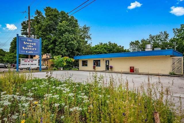 2076 Van Buren, Eureka Springs, AR 72632 (MLS #1153380) :: McNaughton Real Estate