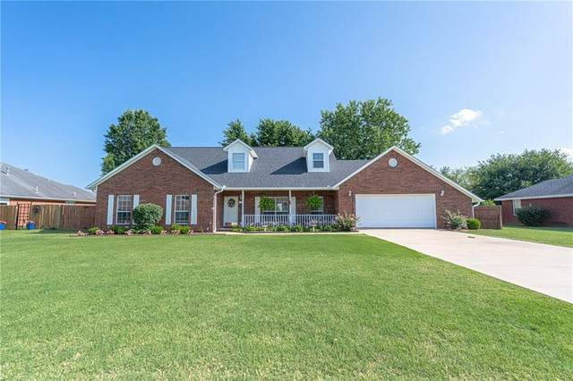 271 Countryside Drive, Farmington, AR 72730 (MLS #1153388) :: McNaughton Real Estate
