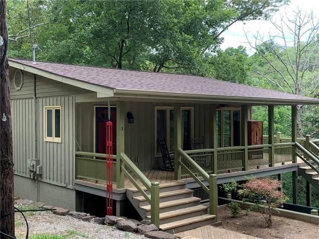 3 Martz Lane, Eureka Springs, AR 72632 (MLS #1153417) :: McNaughton Real Estate