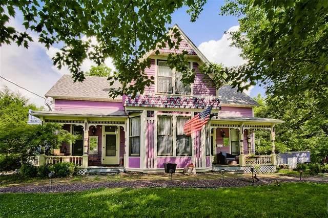 104 Wall Street, Eureka Springs, AR 72632 (MLS #1153422) :: McNaughton Real Estate