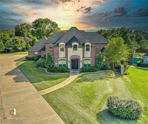 4 Cameron Trace, Bentonville, AR 72712 (MLS #1153514) :: McNaughton Real Estate