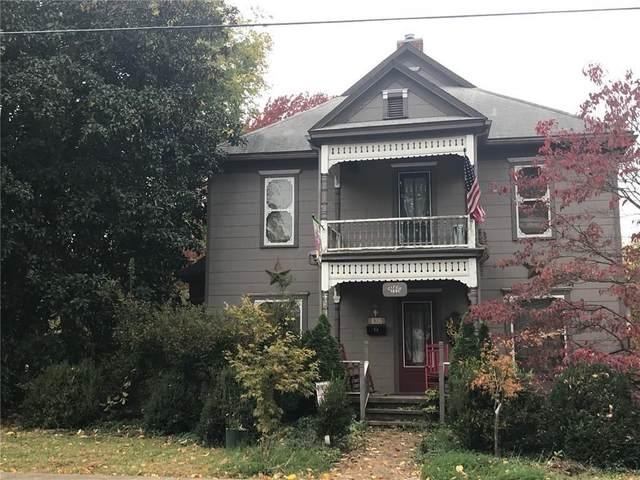 302 SW D Street, Bentonville, AR 72712 (MLS #1153733) :: McNaughton Real Estate