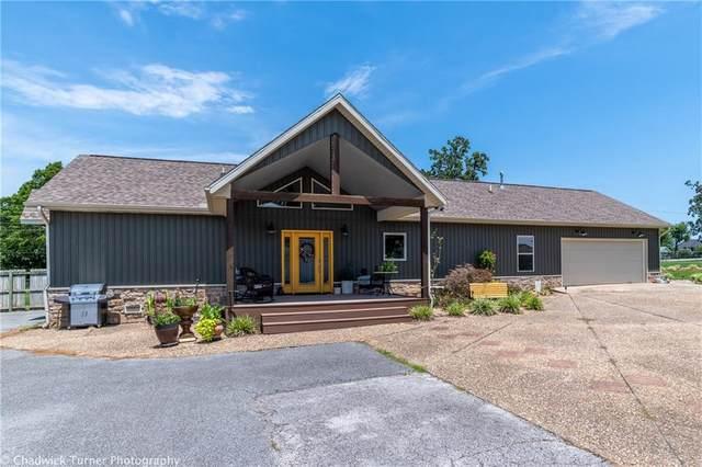 1343 E Lowell Avenue, Cave Springs, AR 72718 (MLS #1153778) :: McNaughton Real Estate
