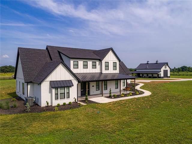 10409 S Osage Ridge Lane, Bentonville, AR 72713 (MLS #1153903) :: McNaughton Real Estate