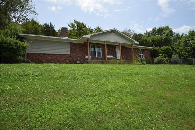 113 Amanda Place, Huntsville, AR 72740 (MLS #1153907) :: Five Doors Network Northwest Arkansas