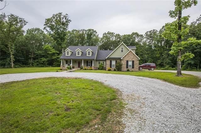 15670 Malone Road, Gentry, AR 72734 (MLS #1154023) :: Five Doors Network Northwest Arkansas