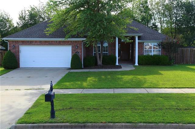 2386 N Silk Rose Avenue, Fayetteville, AR 72704 (MLS #1154024) :: McNaughton Real Estate