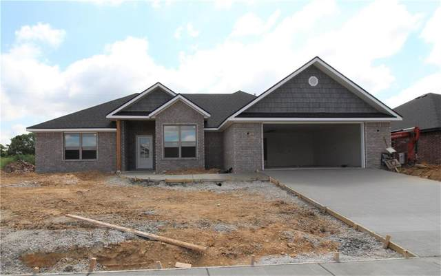 112 White Oak Street, Gentry, AR 72734 (MLS #1154047) :: Five Doors Network Northwest Arkansas