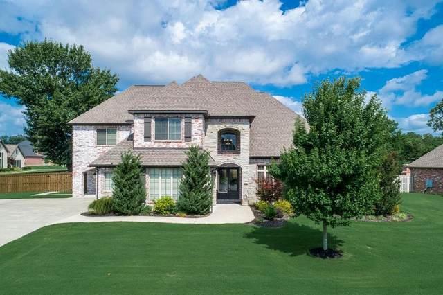 3111 Oak Tree Drive, Centerton, AR 72719 (MLS #1154059) :: McNaughton Real Estate