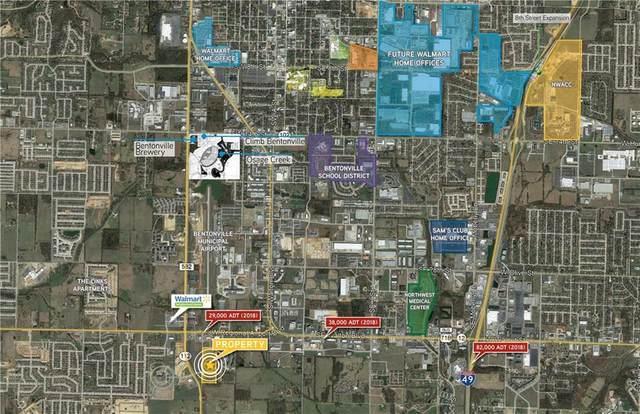 SW Ranch Road, Bentonville, AR 72712 (MLS #1154071) :: Five Doors Network Northwest Arkansas