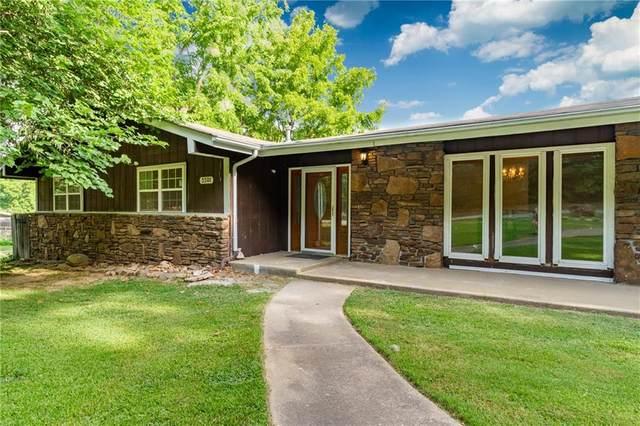 3301 Pawnee Road, Rogers, AR 72758 (MLS #1154138) :: McMullen Realty Group