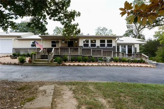 19313 Stallion Bluff Road, Shell Knob, MO 65747 (MLS #1154243) :: Five Doors Network Northwest Arkansas