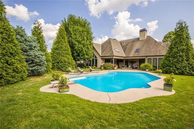 4001 Englefield, Bentonville, AR 72713 (MLS #1154433) :: McNaughton Real Estate