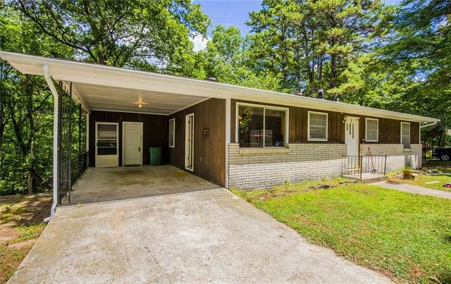 3 College Street, Eureka Springs, AR 72632 (MLS #1154437) :: McNaughton Real Estate