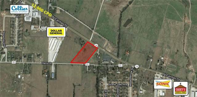 4.13 Acres N Center Street, Elkins, AR 72727 (MLS #1154447) :: McNaughton Real Estate