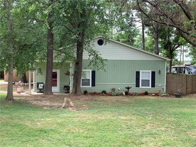 735 E Parks Street, Prairie Grove, AR 72753 (MLS #1154557) :: Five Doors Network Northwest Arkansas